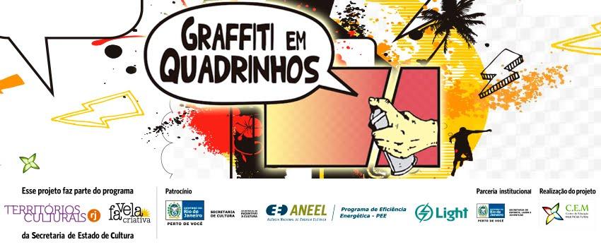 Graffiti em Quadrinhos