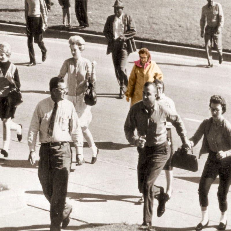 Does The Babushka Lady Have Evidence To JFK's Assassination?