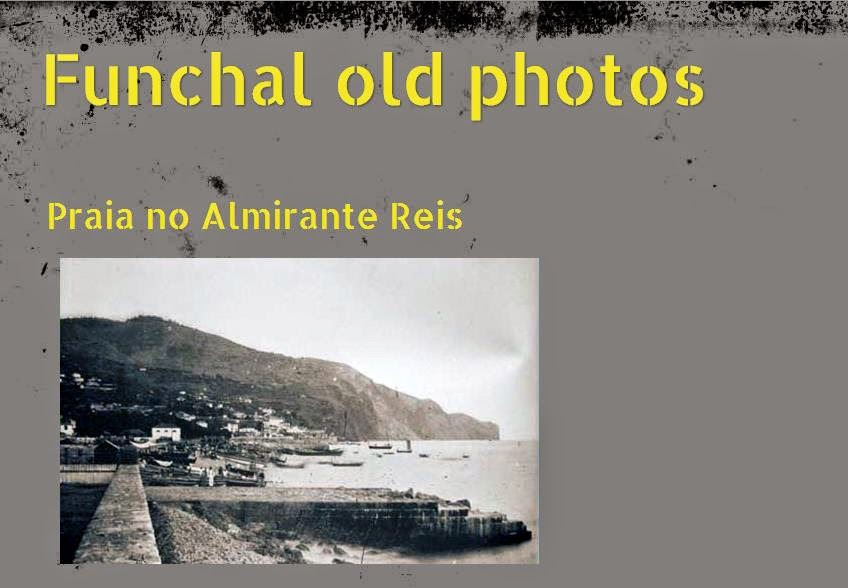 Funchal old photos