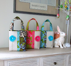 Springtime Totes for Little Girls...