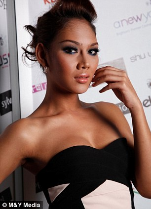 Waria Bangkok Lolos Final Kontes Model Inggris [ www.BlogApaAja.com ]