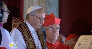 Pope Francis' 1st Papal Address: