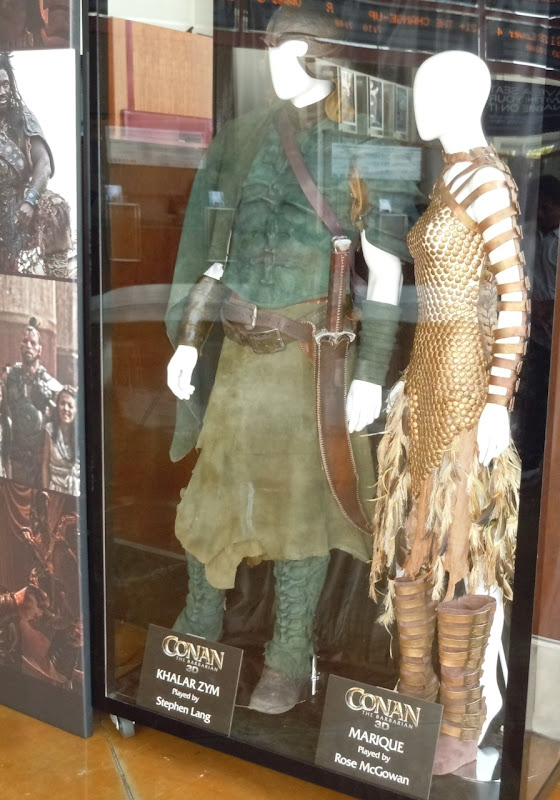 Conan the Barbarian film costumes