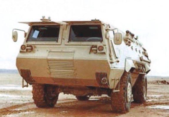 Fuerzas Armadas de Argelia Fahd10