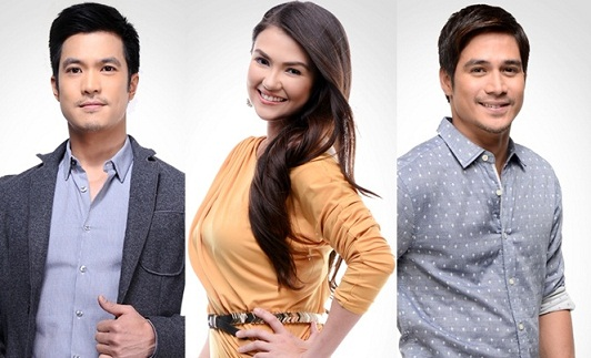 'Apoy sa Dagat' Starring Angelica Panganiban, Diether Ocampo and Piolo Pascual Premieres February 4 on ABS-CBN Primetime Bida