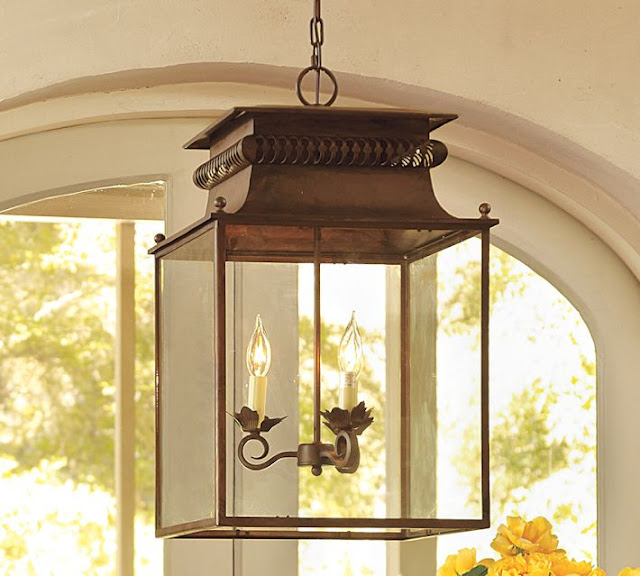 Copy Cat Chic: Circa Lighting Honore Hanging Lantern