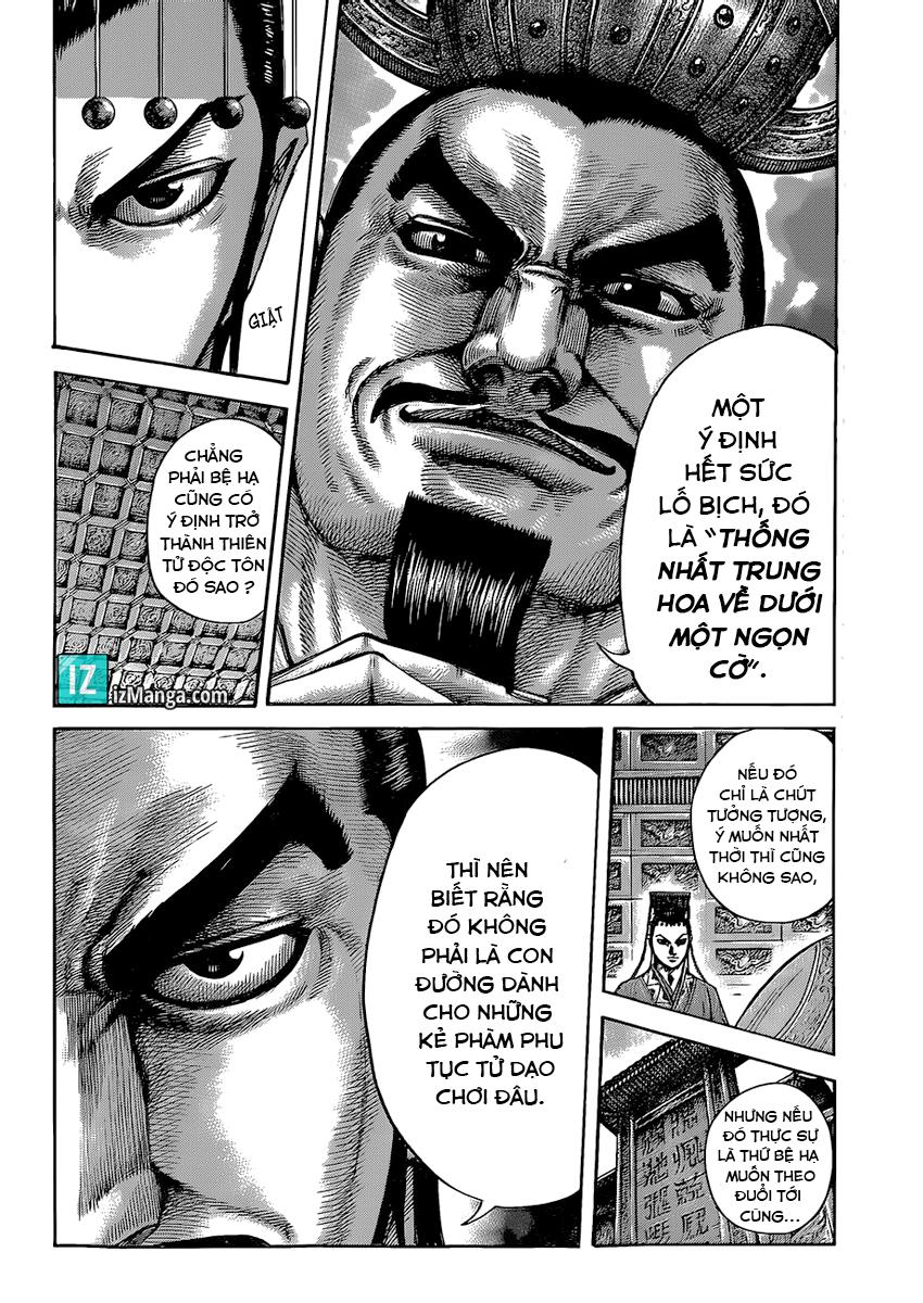 Kingdom - Vương Giả Thiên Hạ Chapter 420 - 422 page 55 - IZTruyenTranh.com
