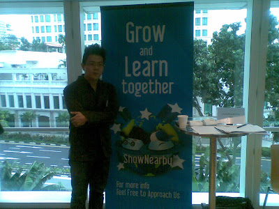 ShowNearby, Singapore's leading location-based service provider, supports flexible work arrangements. We are pleased to have participated in the Flexiwork Mums Mingling Session With Employers 2011 on April 29 at the National Library Board. The event was organised by Mums@Work and Careermums.