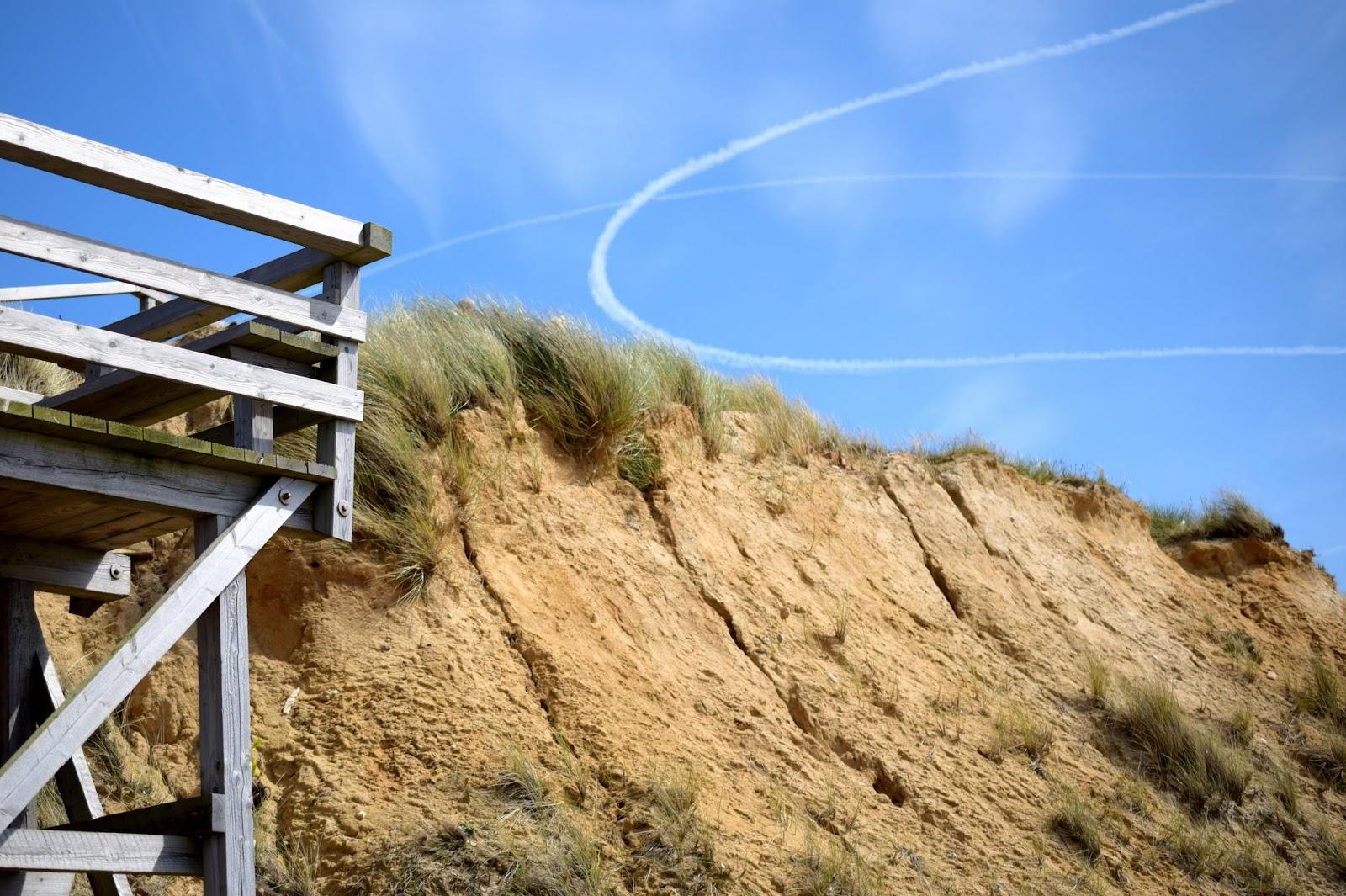 Sommer auf Sylt: Rotes Kliff