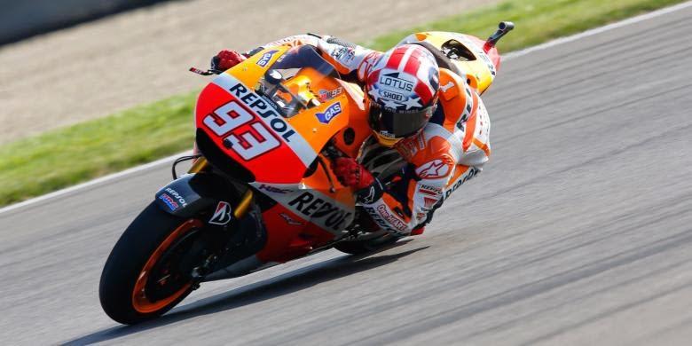 Hasil Kualifikasi MotoGP Ceko 2014