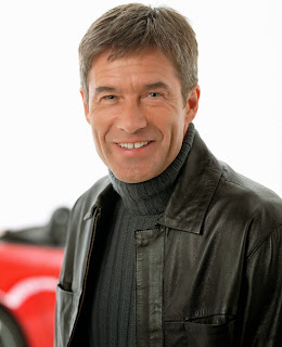 Tiff Needell, 5th gear, head shot