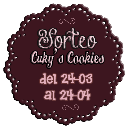 Sorteo Cuky´s Cookies