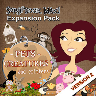 http://www.scrapbookmax.com/expansion-packs/pets-creatures-and-critters/