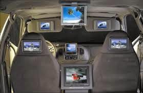 Pasang Indovision TV Di Mobil