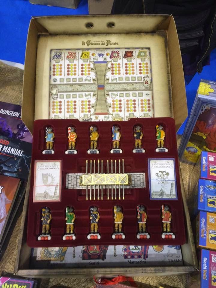 Autoproduzioni il gioco del ponte giochi sul nostro tavolo - La battaglia dei cinque eserciti gioco da tavolo ...