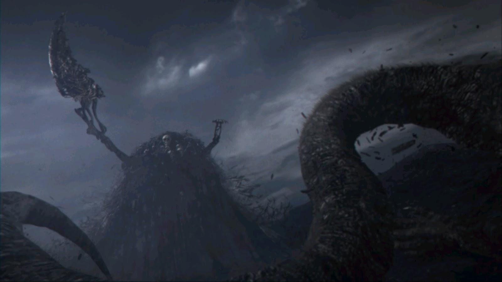 Dark Souls Intro Nito Unleashed A Miasma Of Death