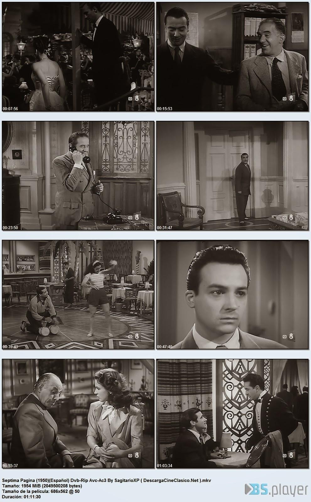 Capturas: Séptima página 1950