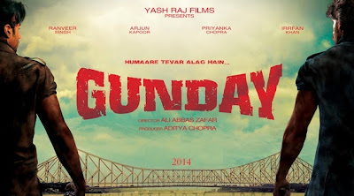 Gunday (2014) Release Date, First look Posters