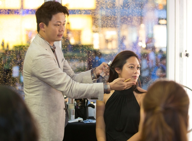 singapore fashion week larry yeo skii beauty tips
