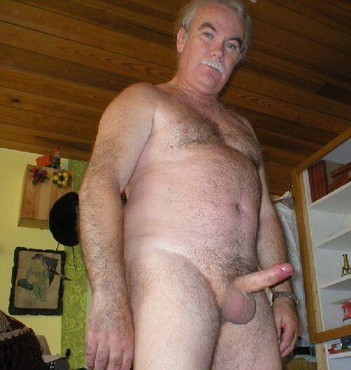 Naked Year Old Gay Man