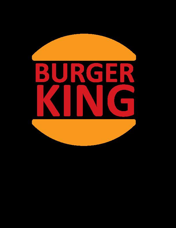 Digital Media and Design: Burger King Logo