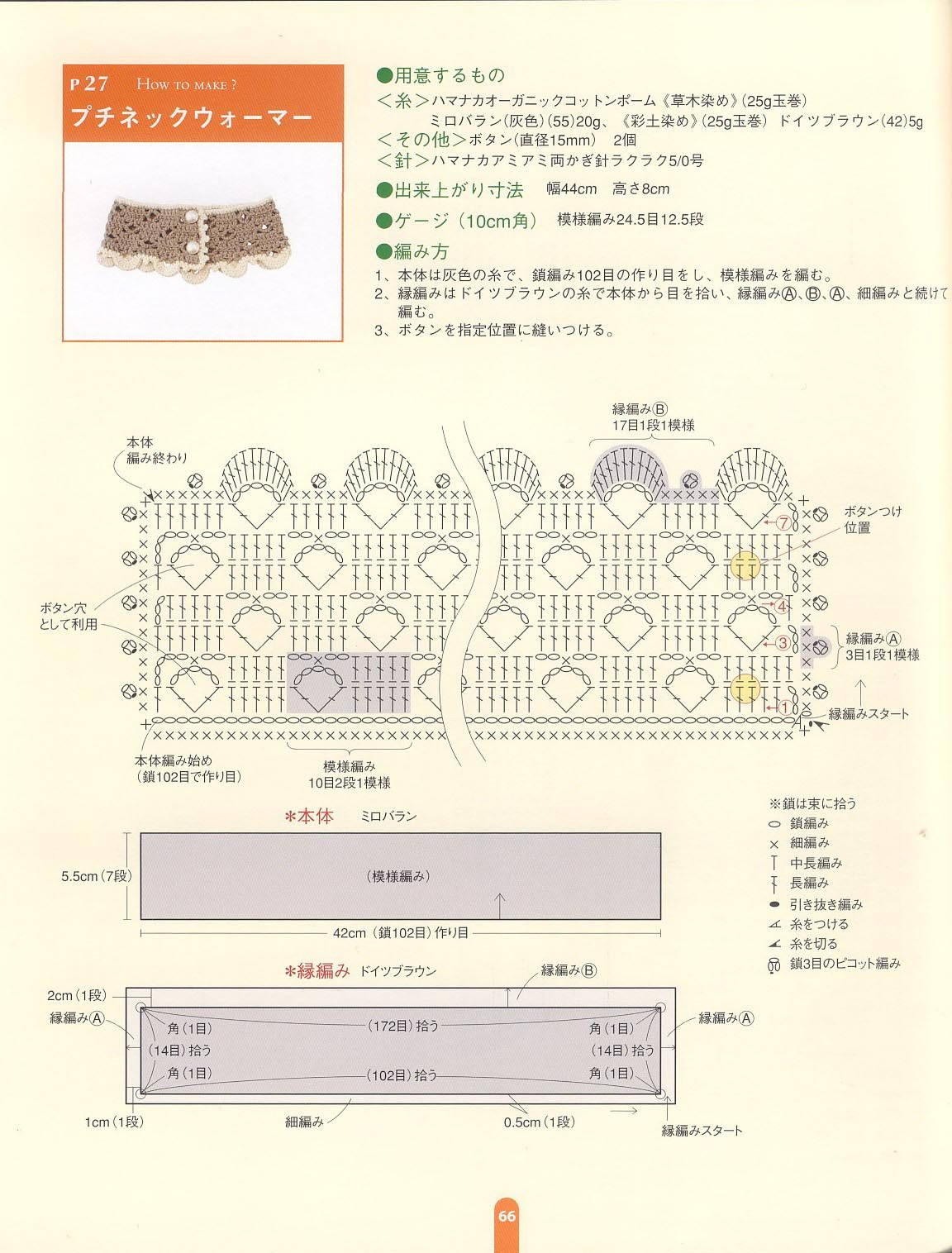 Crochet | Pattern | Tutorial | Paperweight Granny African Flower
