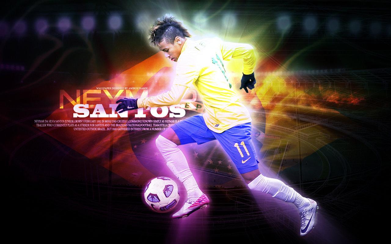 neymar da silva new 2012 wallpapers its all about
