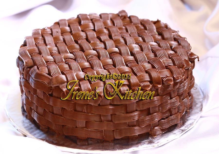Irene S Kitchen Devil S Food Cake Amp Double Chocolate