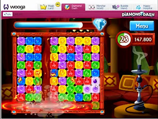 Diamond+Dash+Cheat+Instant+Level+Up