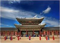 Gyongbokgung Palace - Paket Tour 6D Korea Spring Super Sale (Seoul + Nami Island)