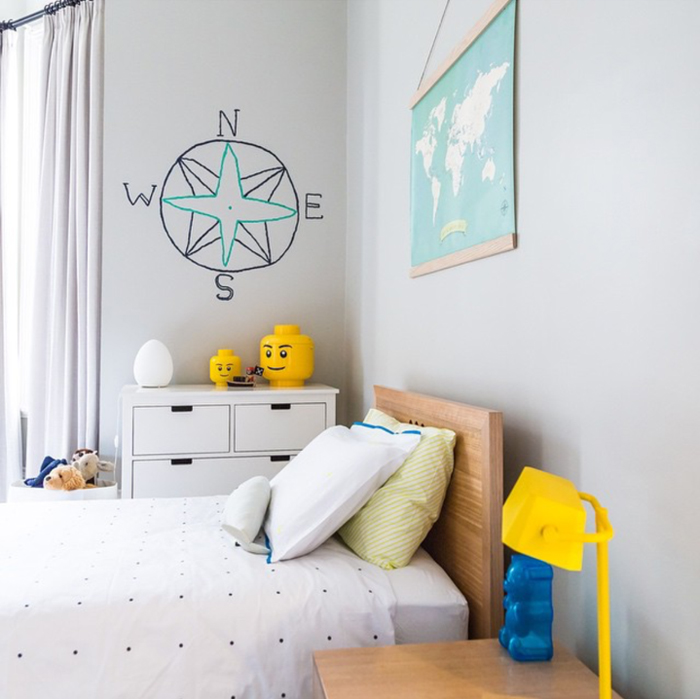 Boy's room created by Jacinda Malloy - Hidesleep
