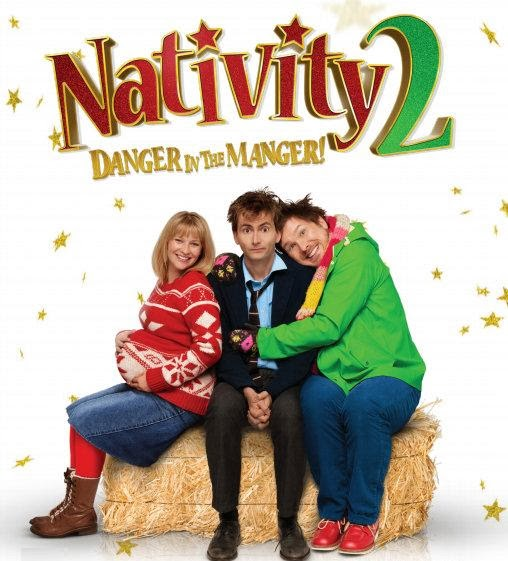 Poster Of Hollywood Film Nativity 2 (2012) In 300MB Compressed Size PC Movie Free Download At World4ufree.Org