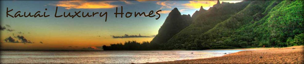Kauai Hawaii Luxury Homes