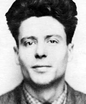 Fotografía de Jeaen Vigo en 1930