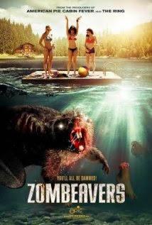 Filme Zombeavers Terror no Lago