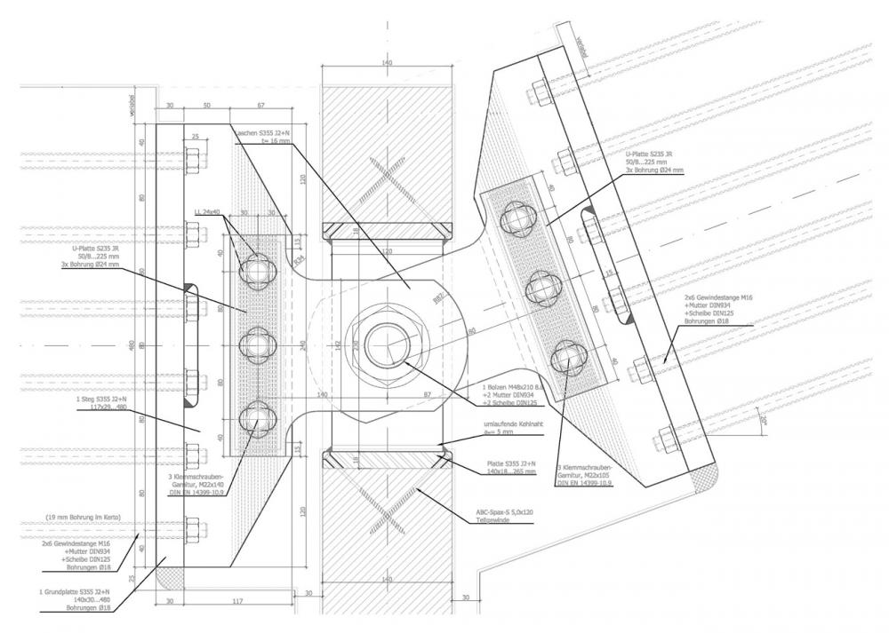 Revista digital en detalle estructura de madera micro - Estructura madera laminada ...