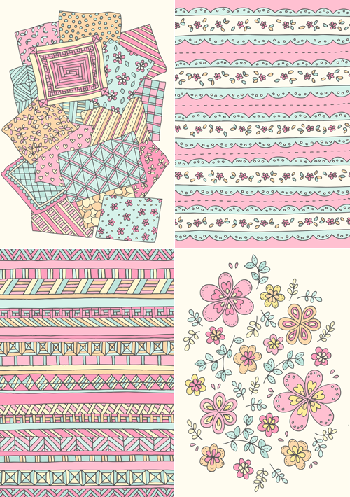 Emma Margaret Illustration Patterns 2016