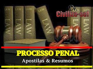 resumo processo penal pdf apostila concurso