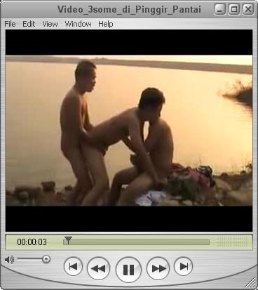 66 3some di pinggir danau toba