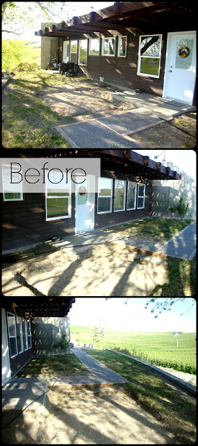 Orchard Girls - Front Yard Makeover