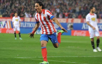 Atletico Madrid vs Sevilla Live Stream Online 31 January 2013
