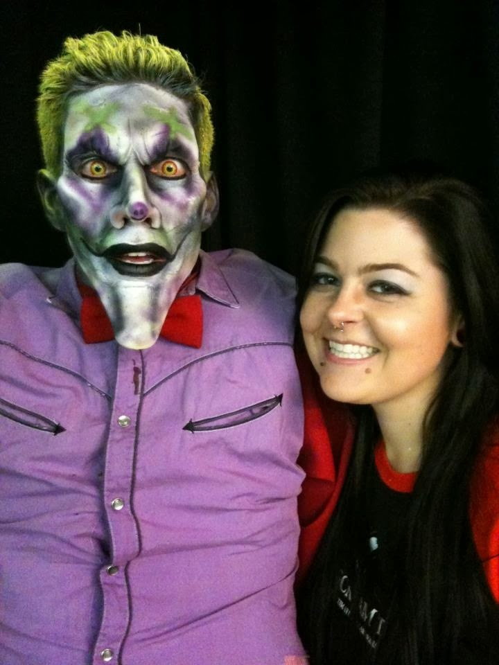 A Killer Interview with Melissa Krimsky: Special Effects Makeup Artist