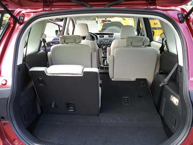 2012 Mazda5 rear - Subcompact Culture