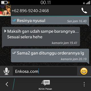 gambar detail screen shot testimoni di enkosa sport Testimoni Gilang Surya Partana di enkosa sport toko online terpercaya