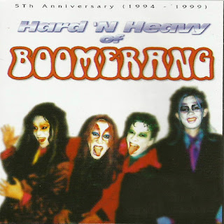 Boomerang - Hard n' Heavy on iTunes