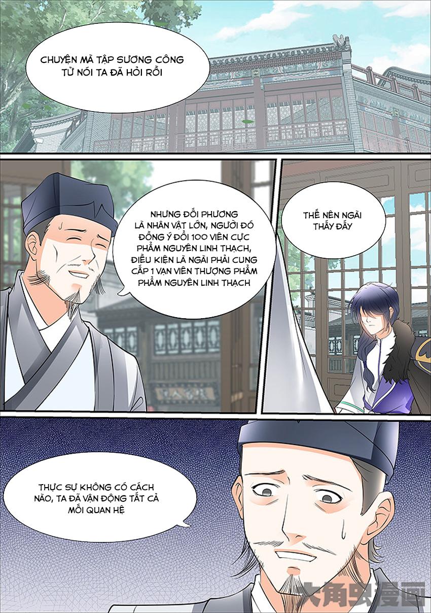 Tinh Thần Biến Chap 428 - Trang 3