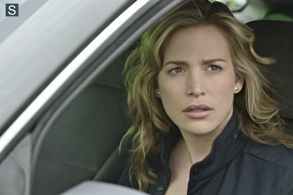 Covert Affairs - Silence Kit and Elevate Me Later - Review