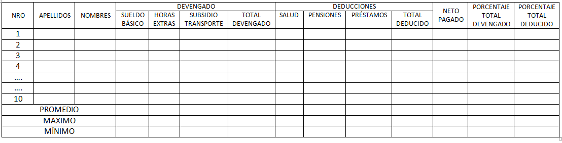 Calculo de nomina semanal 2016 for Calculo nomina semanal excel 2016