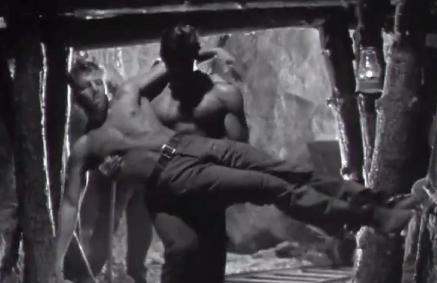 clint walker and gay