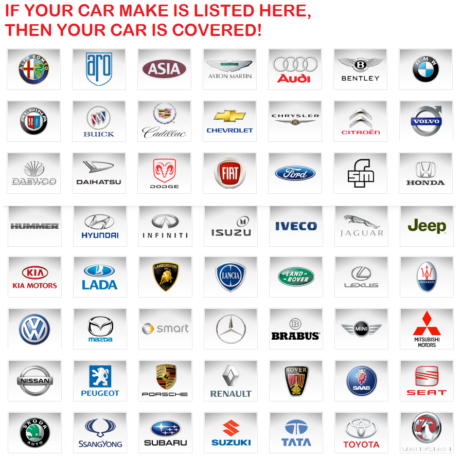 Car Brands Logo And Names >> Car Brands Logos And Names List | www.imgkid.com - The Image Kid Has It!